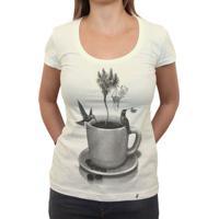 Estampa 4 - Camiseta Clássica Feminina