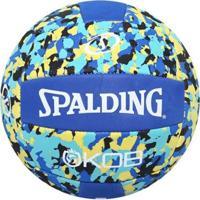 Bola De Vôlei Eva Foam Series Volley 5 Spalding - Unissex