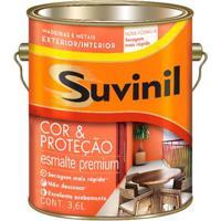 Esmalte Sintético 3,6 Litros Grafite Claro Suvinil