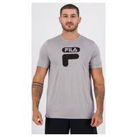 Camiseta Fila Dna Ii Marrom