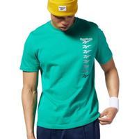 Camiseta Reebok Classics Vector Masculina - Masculino