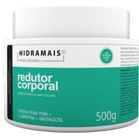 Creme Redutor Corporal Cafeína Hidramais 500G - Unissex-Incolor
