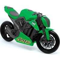 Moto Roda Livre Liga Da Justiça Lanterna Verde - Candide