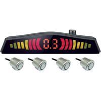 Sensor Estacionamento Multilaser Au019 4 Pontos Clipe Emborrachado