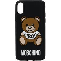 Moschino Polka-Dot Iphone X Case - Preto