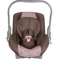 Bebê Conforto Nino Marrom E Rosa Fit Tutti Baby - Tricae