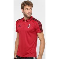 Camisa Polo Milan Adidas Viagem 17/18 Masculina - Masculino