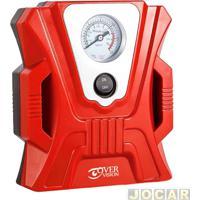 Compressor De Ar - Over Vision - Vermelho - Cada (Unidade) - Cps0002