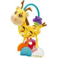 Chocalho Mordedor Para Bebê Chicco - Girafa Primeiras Atividades - Unissex-Colorido