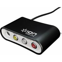 Conversor Digital De Vídeo E Áudio Ion Video2Pcmk2 Preto