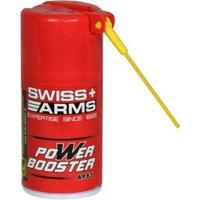 Lubrificante De Silicone Swiss Arms Power Booster Aps3 130Ml - Unissex