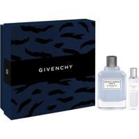 Kit Perfume Givenchy Gentleman Only Masculino Eau De Toilette + Travel Size