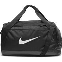 Bolsa Nike Brasilia Duffel Preta