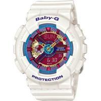 Relógio Baby G Ba-112-7Adr - Feminino