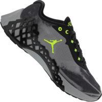 Tênis Nike Jordan Trunner Lt - Masculino - Cinza/Preto