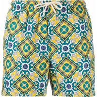 Peninsula Swimwear Short De Natação Positano M4 - Verde
