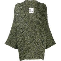 8Pm Cardigan Mescla 'Ercole' - Verde