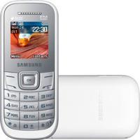 Celular Samsung E1207 Dual Chip Desbloqueado Branco