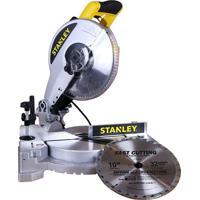 """Serra De Esquadria Stanley 10"""" 1500W Stsm1525 127V"""