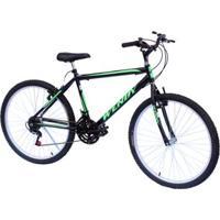 Bicicleta Aro 26 Mtb Wendy 18Marchas Adesivo - Unissex