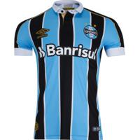 Camisa Do Grêmio I 2019 Umbro - Masculina - Azul