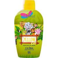 Deo Colônia Infantil Delikad Kids Safari Yellow - 100Ml - Unissex-Incolor