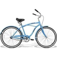 Bicicleta Gts Retrô Low Beach Aro 26 Com Para-Lama | Gts M1 Retrô Low Beach - Unissex