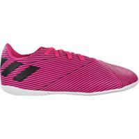 Chuteira Futsal Infantil Adidas Nemeziz 19.4 In Pink/Preto - 30