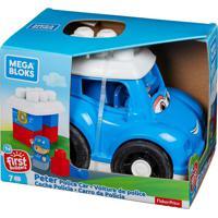 Mega Bloks Policial Peter - Mattel