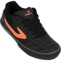 Netshoes  Tênis Topper Futsal Dominator Iii Junior - Masculino 5fb2cd6735f36
