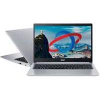 Notebook Acer A514-53 - Tela 14, Intel I3 1005G1, 12Gb, Ssd 128Gb + Hd 1Tb, Windows 10 Pro
