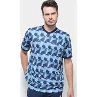 Camisa Tango All Over Print Adidas Masculina - Masculino