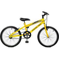 Bicicleta Master Bike Aro 20 Masculina Ciclone Amarelo
