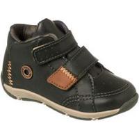 Sapato Cano Alto Infantil Verde - Klin - 23