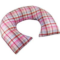 Almofada Travesseiro Amamentação Pocho Antialérgico Rosa