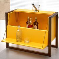 Bar Winter 681 Cacau/Amarelo - Maxima