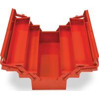 Caixa Para Ferramentas 5 Gavetas Vermelho Tramontina