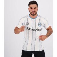 Camisa Umbro Grêmio Ii 2020 N°11 Masculina - Masculino