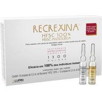 Kit Recrexina 1300 Mulher 10 Ampolas Hfsc 100% + 10 Ampolas Hssc Antiqueda - Unissex-Incolor