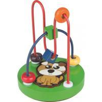Brinquedo Educativo Aramado Mini - Cachorro - Carlu