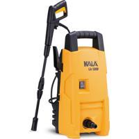 Lavadora De Alta Pressão 1200W 220V Lk Amarela E Preta