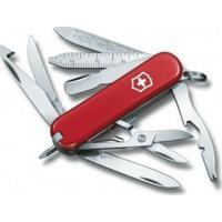 Canivete Minichamp Victorinox Vermelho 16 Funções - Unissex