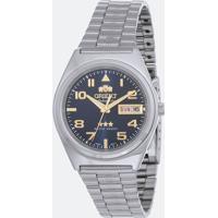 Relógio Masculino Orient 469Ss083-D2Sx Analógico 10Atm