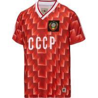 Camisa Cccp Retrô 1988 União Soviética Masculina - Masculino