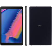 """Tablet Samsung Galaxy Tab A S Pen Preto Com 8,0"""", 4G, Wi-Fi, Android 9.1, Processador Octa-Core 1.8 Ghz E 32Gb"""