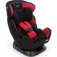 Cadeira Para Auto Avant 0 A 25Kg Cosco Preto/Vermelho