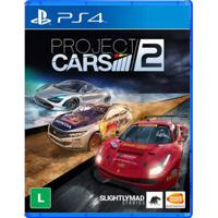 Jogo Project Cars 2 - Playstation 4 - Unissex
