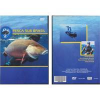 Dvd De Pesca Submarina - Pk Sub