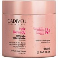 Cadiveu Professional Hair Remedy Reparadora - Máscara 500Ml - Unissex-Incolor