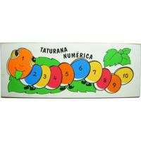 Taturana Dicá Brinquedos Numérica Multicolorido - Kanui